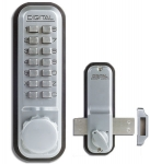 Lockey 2200 Surface Mount Keyless Deadbolt