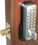 Lockey M210 Thumbturn Deadbolt with Optional Double Combination