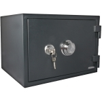 LockState Fireproof Dial Safe 30J