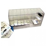 Magner Lexan Rack Currency Organizer