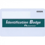 Acroprint Magnetic Stripe Badges #16-50