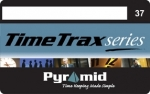 Pyramid Time Trax Swipe Badges #1-25