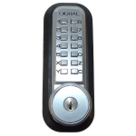 Lockey 2210 Secure Mount Deadbolt