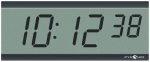 Battery Operated Wireless LCD Digital Clock